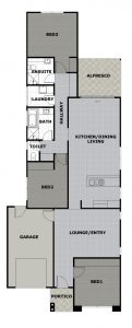 Conventional Floor Plan