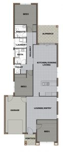 EHA Floor Plan