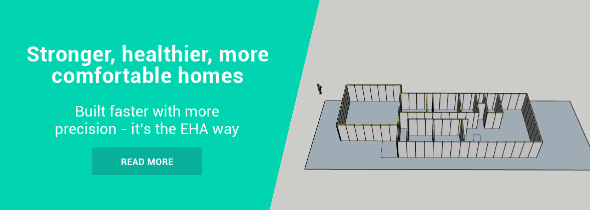 Stronger, healthier, more comfortable homes