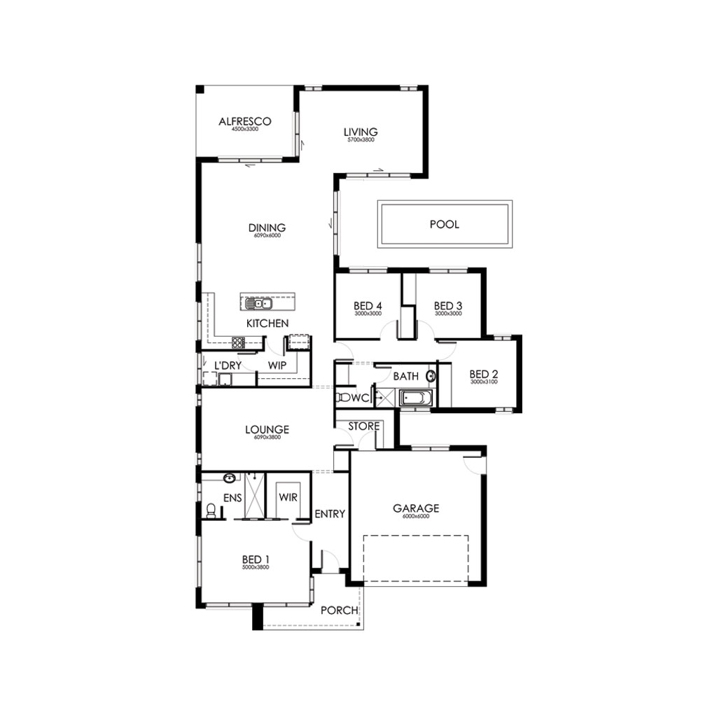 Angourie 28 Floorplan